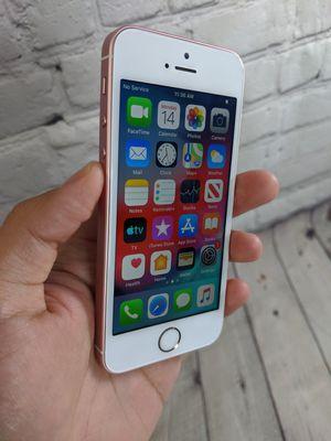Apple iPhone SE - 32GB - Unlocked Rose Gold for Sale in Atlanta, GA