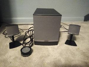 Bose Companion 3 Series II Multimedia Speaker System for Sale in Milwaukee, WI