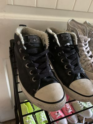 Converse high top shoes 7.5 for Sale in Georgetown, TX