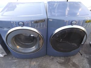 Kenmore Elite Blue Washer & Dryer Set for Sale in Chino Hills, CA