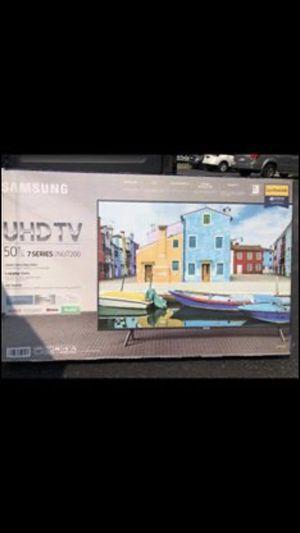 """Samsung 50"""" brand new for Sale in Roanoke, VA"""