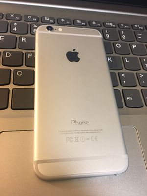 CARRIER UNLOCKED IPHONE 6 16GB for Sale in Washington, DC