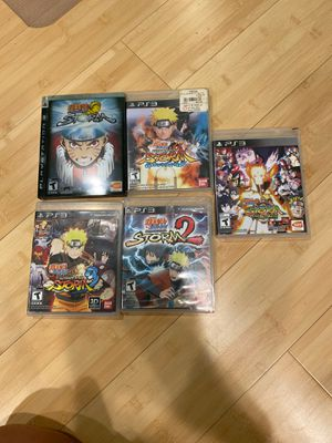 Naruto PS3 Video Games for Sale in Hacienda Heights, CA