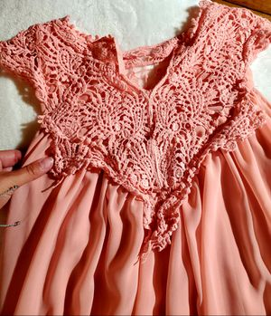 New never worn Pink summer dress for Sale in Milwaukee, WI