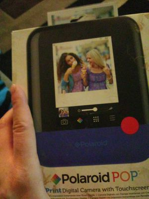 Polaroid POP instant print digital camera with touchscreen display for Sale in St. Louis, MO