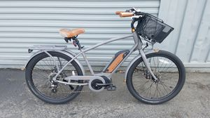 Raleigh Retroglide Beach Cruiser Electric Bicycle for Sale in Ontario, CA