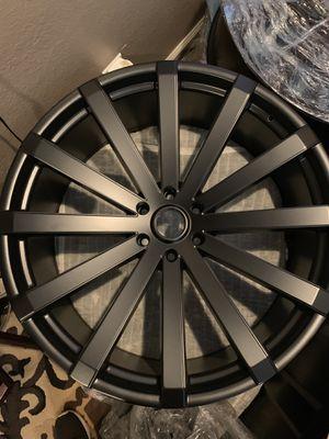 26 Inch velocity wheels - Rims for Sale in Norwalk, CA