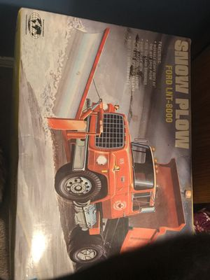 AMT Snow Plow Ford LNT-8000 for Sale in Purcellville, VA