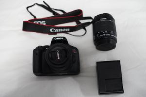 Canon DSLR T6i Bundle for Sale in Queens, NY