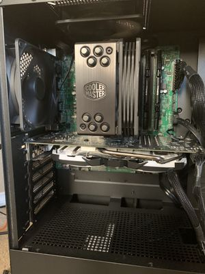 gaming pc/ Budget i9-9900k build for Sale in Perris, CA