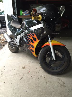 GSXR50 / Moped for Sale in Grand Blanc, MI
