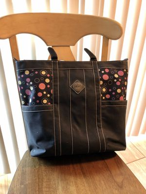 Canvas tote for arts and crafts for Sale in Livermore, CA
