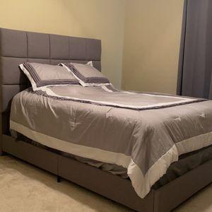 Queen Bed Set for Sale in Alexandria, LA