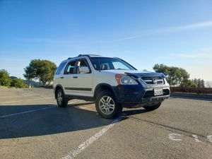 2002 HONDA CRV AWD - MOONROOF - CLEAN INTERIOR for Sale in Benicia, CA