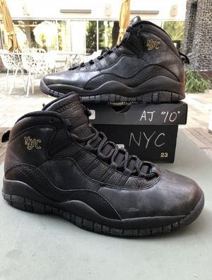 "Air Jordan Retro 10 ""NYC"" for Sale in Silver Spring, MD"
