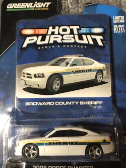 Green light Hot Pursuit Dodge Charger Broward County for Sale in Joliet,  IL