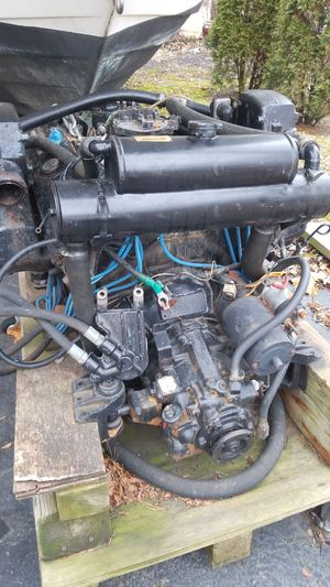 Boat Engine For Parts for Sale in Glenview, IL