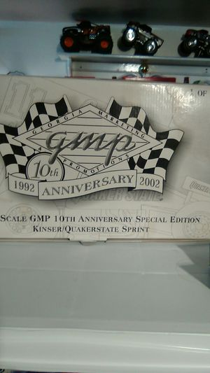 Used, 1992 collectors model 1:18 scale GMP Anniversary Special Edition for Sale for sale  Arnold, MO