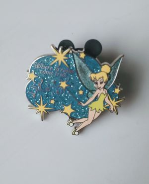 Disney Tinkerbell Metal Pin.. In Northgleen for Sale in Denver, CO