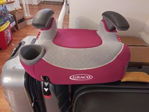 Graco Booster Seat / Car Seat for Sale in West Springfield, VA