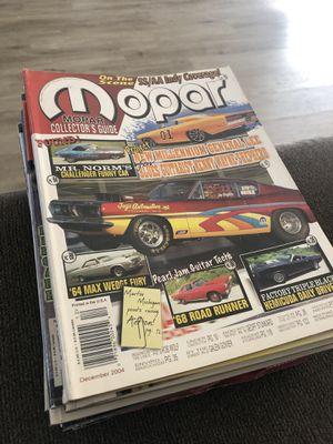 Mopar Magazine Lot for Sale in Hoquiam, WA