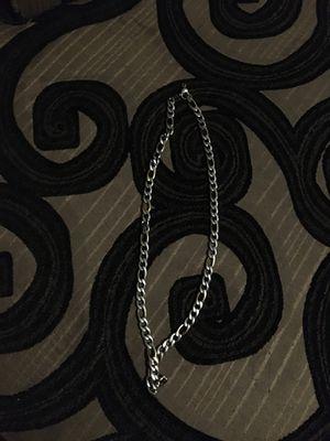 Silver chain for Sale in Modesto, CA