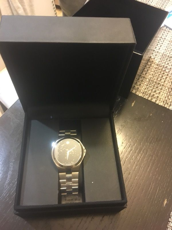 Movado classic womens watch, great mothers day gift!