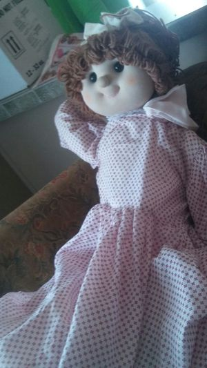 collecter doll over 4 ft for Sale in Ailey, GA
