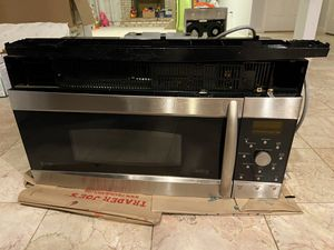 Over the range microwave oven( for parts) for Sale in Vienna, VA