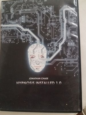 HYNOPSIS INSTALLED 1.0 BY JONATHAN CHACE for Sale in Dallas, TX