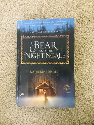 The Bear and the Nightingale by Katherine Arden for Sale in Aurora, CO