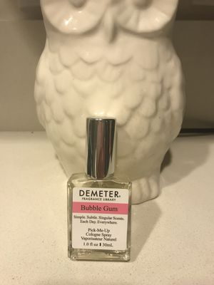 Demeter Perfume/Cologne-Bubblegum for Sale in Coronado, CA