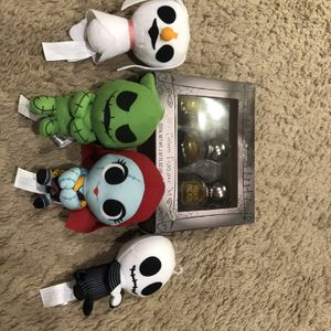 NIB Hot Topic NBC Perfume and Plushies for Sale in Battle Ground, WA