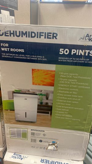 Arctic king dehumidifier for Sale in Houston, TX