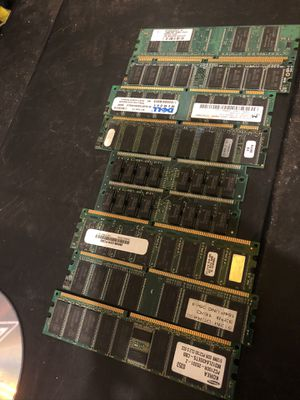 Computer parts for Sale in Garland, TX