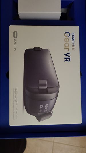 Samsung oculus vr for S6&S7 series phones for Sale in HUNTINGTN BCH, CA