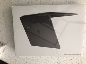 "Surface Laptop 3 - 13.5"", Black (metal), Intel Core i5, 16GB, 256GB for Sale in Marietta, GA"