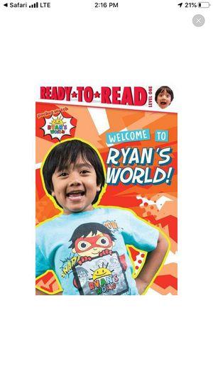 Ryan's world for Sale in La Puente, CA