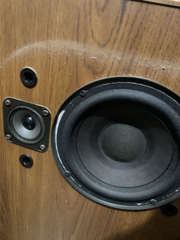 Bose 401 speakers