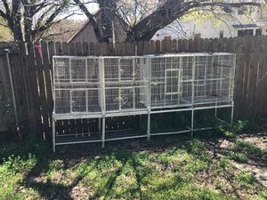 Bird small animal cages. for Sale in Round Rock, TX