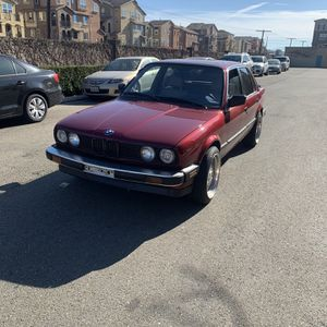 1987 BMW 325/325e for Sale in Milpitas, CA