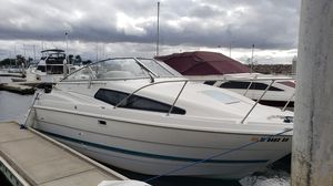 99 Bayliner beautiful condition recent survey extremely low running hrs call for more info for Sale in San Diego, CA