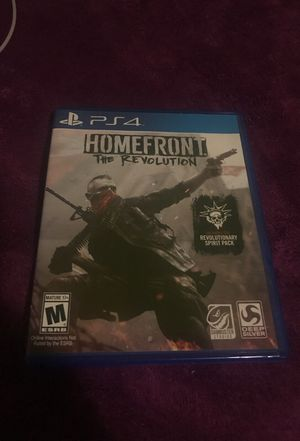PS4 game for Sale in Monroe, WA