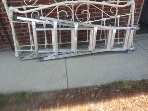 22 Ft Telescoping Ladder-Werner MT22 for Sale in Denver, CO