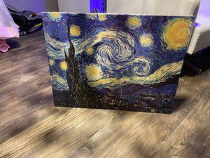 Canvas for Sale in Dallas, TX