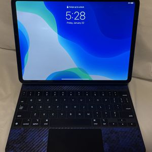 Magic Keyboard For iPad Pro 11 Inch New Open Box, iPad Not Included for Sale in Highland, CA