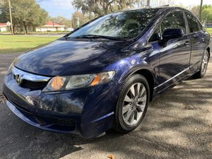 2011 Honda Civic EX-L for Sale in Lakeland, FL