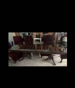 Wood Dining Table for Sale in Los Angeles,  CA