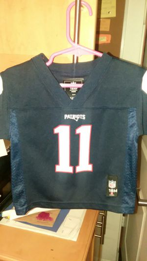 New England patriots Baby jersey for Sale in San Marcos, CA
