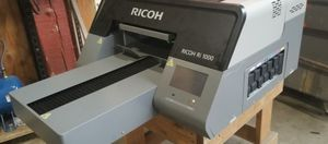 RICOH Ri 1000 Custom Clothing Printer Auction for Sale in Portland, OR